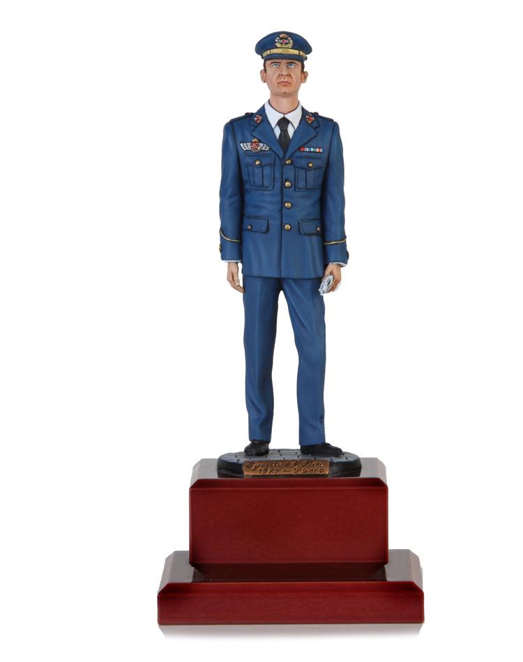 Comandante Ejército del Aire 1989