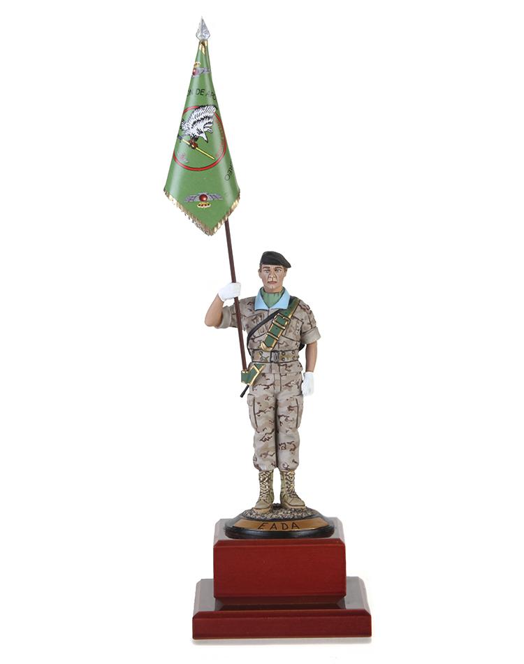 Portaguión Personalizable del Ejército Español