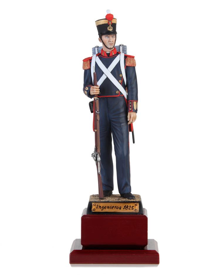 Real Cuerpo de Zapadores Minadores 1825