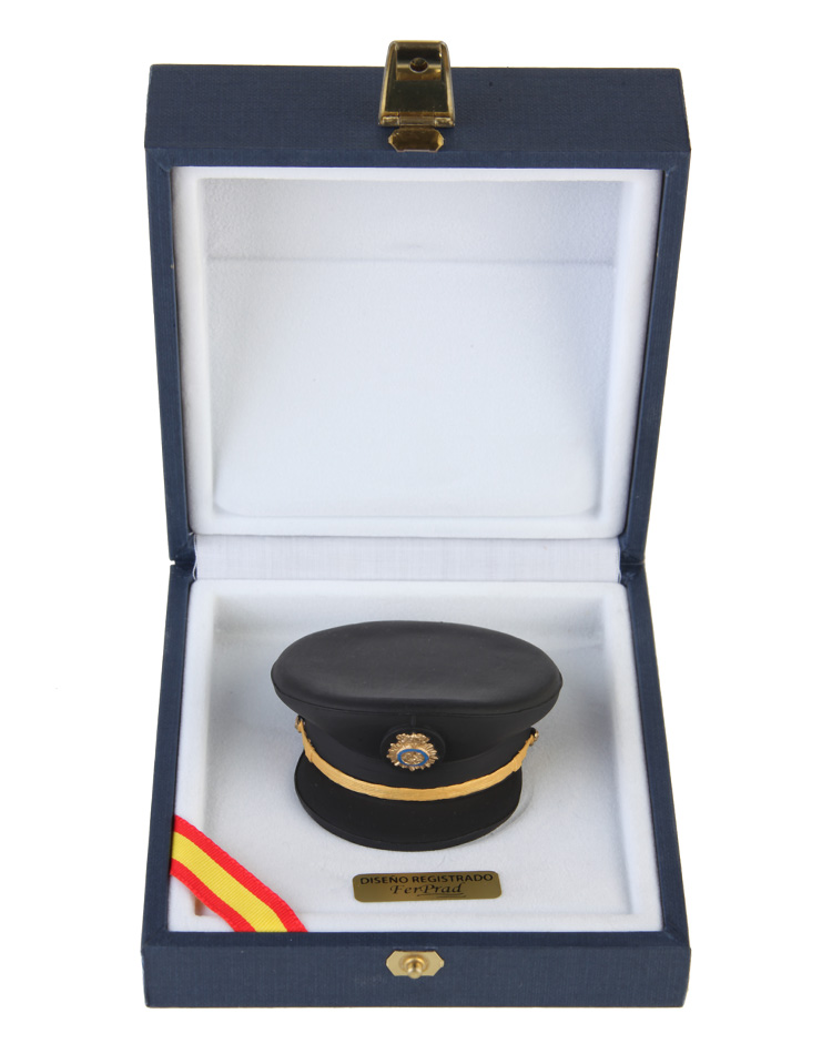 WIDE CAP OF SUB-INSPECTOR NATIONAL SPANISH POLICE