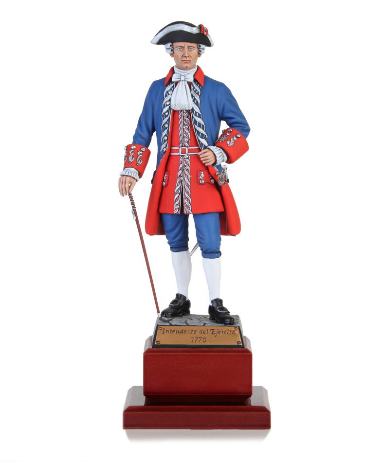 Intendente del Ejército 1770