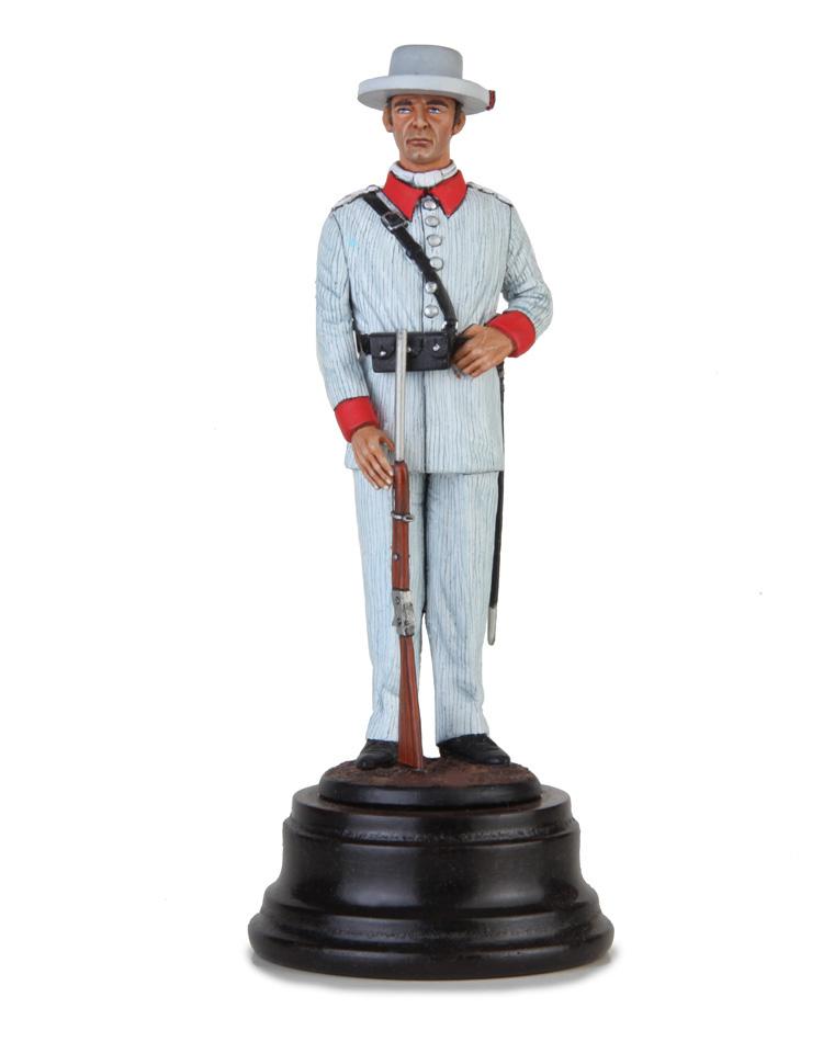 Guardia Civil de Cuba 1897