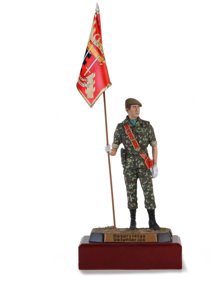Standard bearer Voluntary Reserve