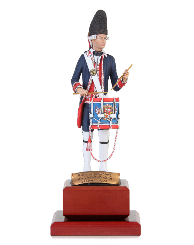 Major Drummer of Grenadiers 1770
