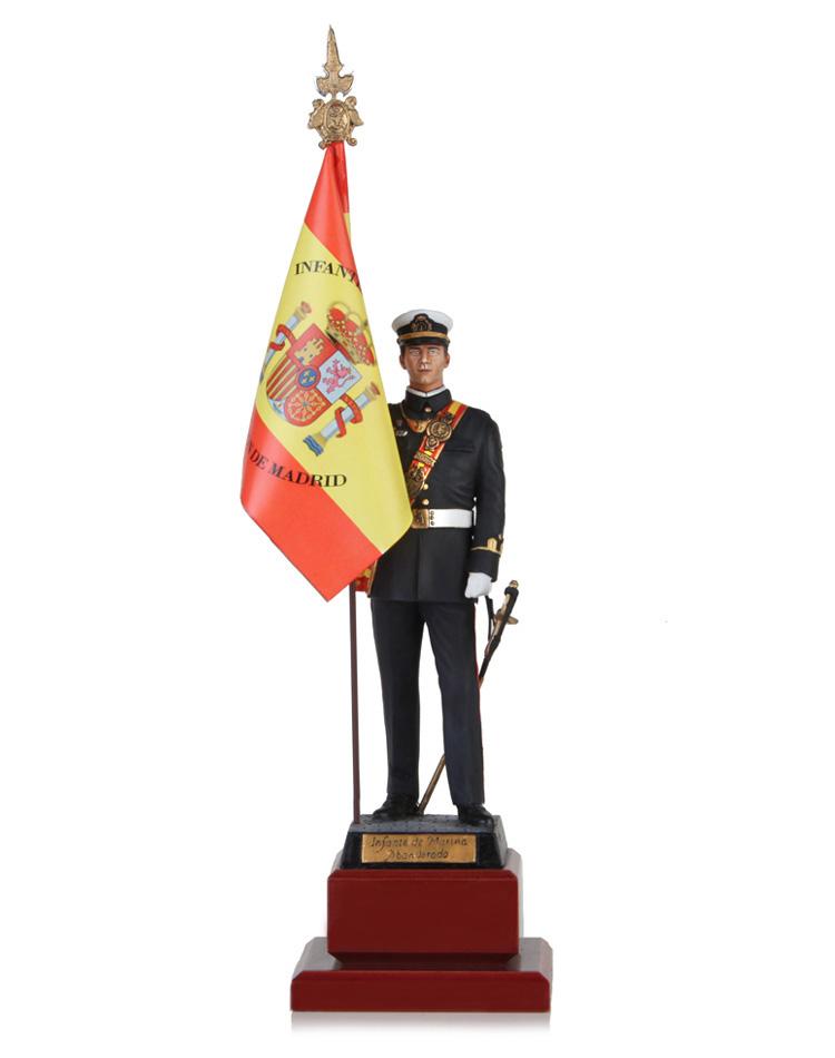 Teniente Abanderado Infantería de Marina