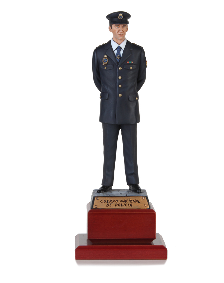 National Police Corps.  22 cm