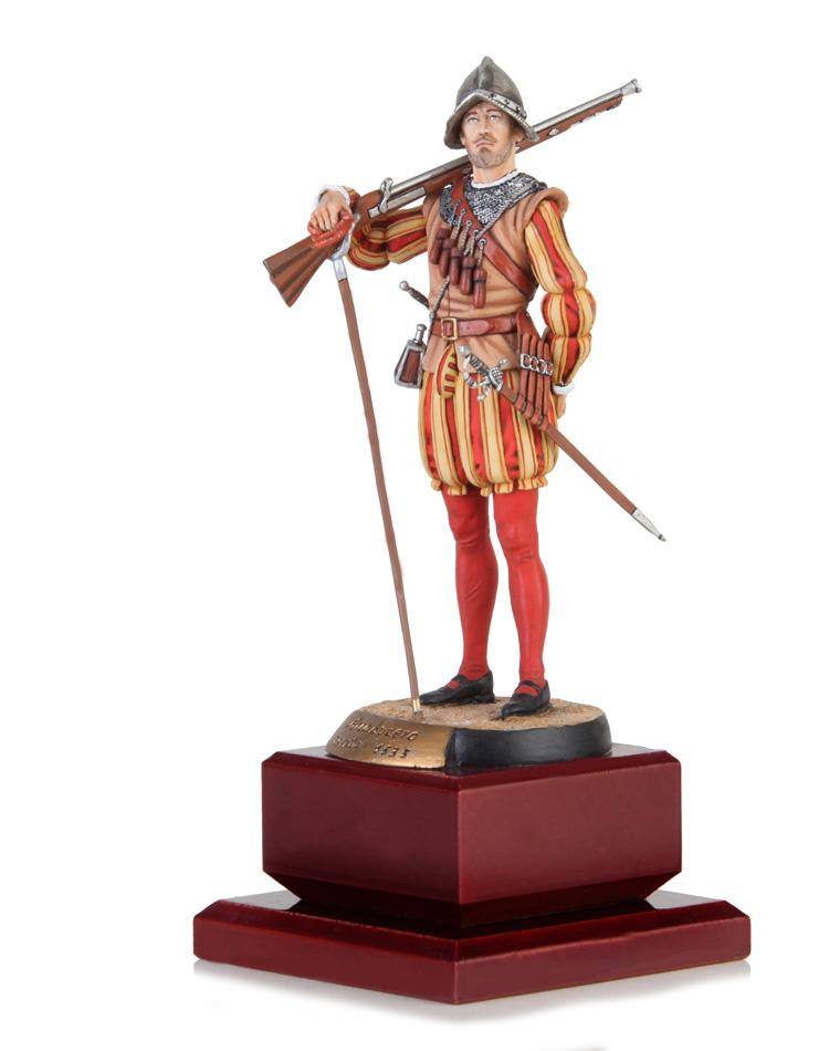 Arcabucero 1535