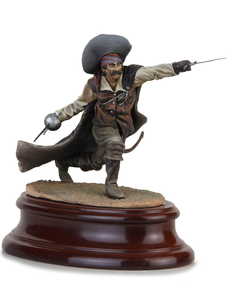 Alatriste captain Pikeman