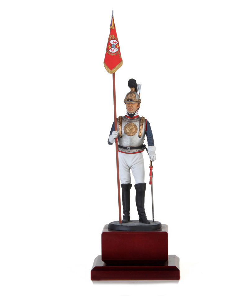 Cuirassier of Royal Guard