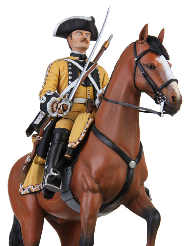 Grenadier Regiment Lusitania Dragoons nº 8
