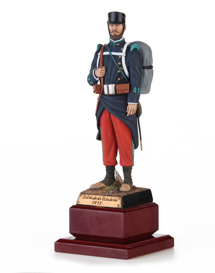 Ranger soldier 1872