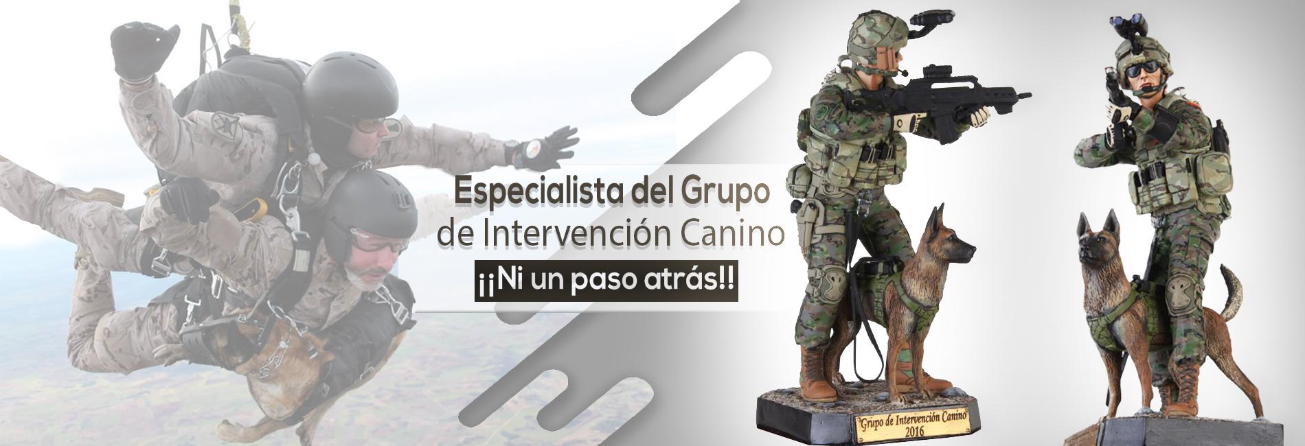 Grupo de Intervención Canino